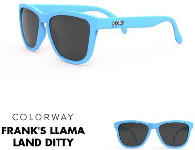 goodr Sunglasses - Frank´s Llama Land Ditty