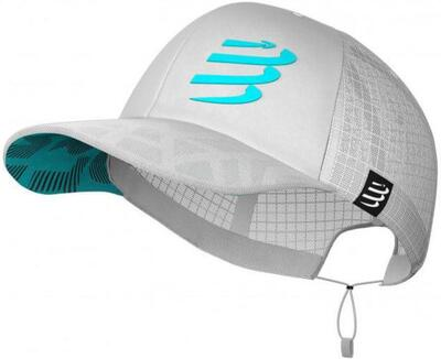 Compressport - Racing Trucker Cap - White