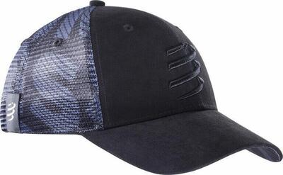 Compressport - Trucker Cap Black Edition 2020