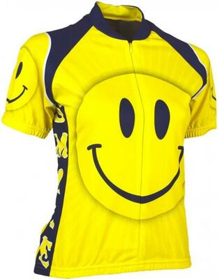 Retro Jersey - Smile - Women