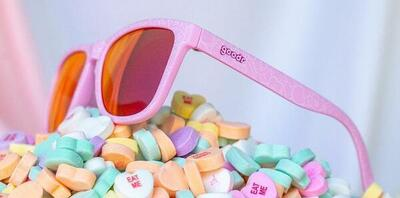 goodr Sunglasses - Carl´s got a candy heart