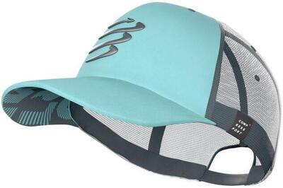 Compressport - Trucker Cap - Nile Blue