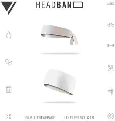Lithe - Safari Tie Headband