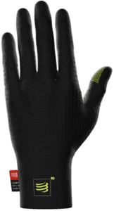 Compressport - Running Gloves - Black Edition 10