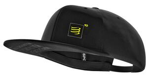 Compressport - Flat Cap Limited Black Edition 10