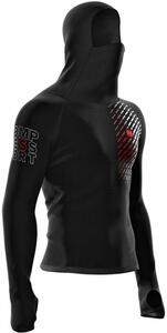 Compressport - 3D Thermo Ultralight Racing Hoodie 135g.