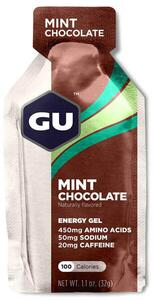GU Gels - Mint Chocolate