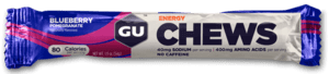 GU Chews - Blueberry Pomegranate
