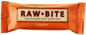 Raw Bite - Cashew - 50 g.