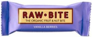Raw Bite - Vanilla Berries - 50 g.