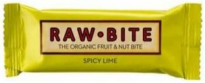 Raw Bite - Spicy Lime - 50 g.