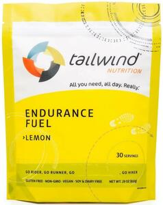 TAILWIND Endurance Fuel Lemon Medium - 30 serv.