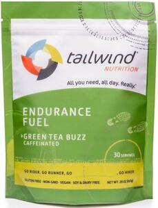 TAILWIND Caffinated Green Tea BUZZ Medium - 30 serv.