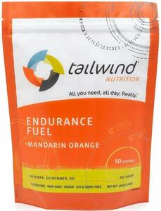 TAILWIND Endurance Fuel Mandarin/Orange Large - 50 serv.