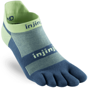 Injinji - Performance Run - Blue - No Show