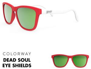 goodr Sunglasses - Dead Soul Eye Shields