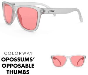 goodr Sunglasses - Opossums' Opposable Thumbs