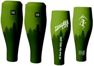 Compressport - Sleeves R2V2 - Traillife Edition
