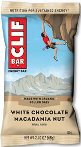 Clif Bar - White Chocolate Macadamia Nut