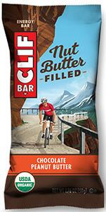Clif Bar - Chocolate Peanut Butter - Nut Butter Filled