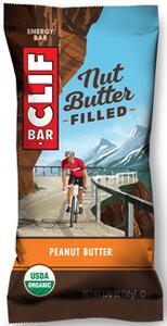 Clif Bar - Peanut Butter - Nut Butter Filled