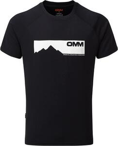 OMM - Bearing Tee - Black Mountain