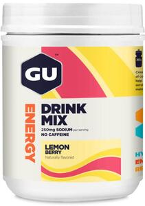 GU Energy Drink Mix - Lemon Berry - 840 g. - 30 serv.