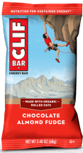 Clif Bar - Chocolate Almond Fudge