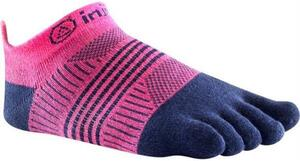 Injinji - Run 2.0 - Pink/Navy - No Show