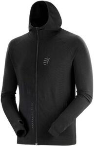 Compressport - 3D Thermo Seamless Hoodie Zip - Black Edition 2020