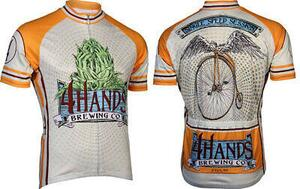 Retro Jersey - 4 Hands Brewing Co.