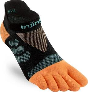 Injinji - Ultra Run - No Show -Women - Tide