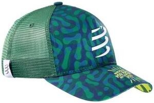 Compressport - Trucker Cap - Camo Neon 2020 - Jungle Green