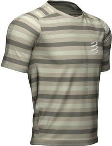 Compressport - Performance  SS T-shirt - Dusty Olive