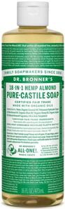 Dr. Bronner´s  Liquid Soap - Almond - 475 ml.